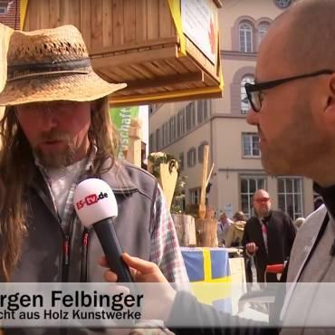 ES-TV berichtet über Blockwerkk beim Esslinger Frühling